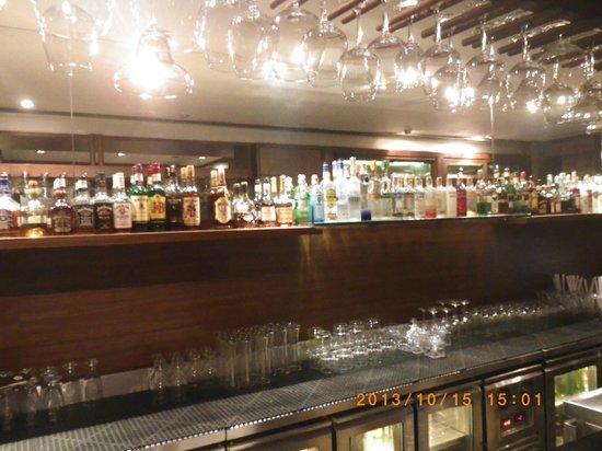 Melting Pot : The Bar again!