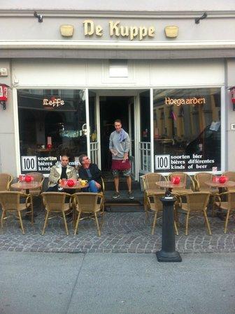 Cafe De Kuppe