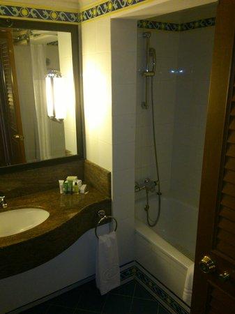 """Hilton Malta: Zimmer 626, """"Deluxe Meerblick"""""""