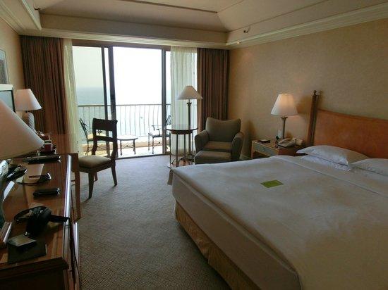 Paradise Hotel Busan: la chambre