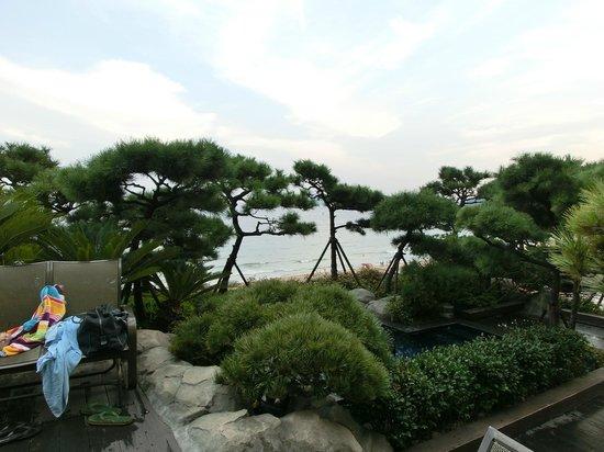Paradise Hotel Busan: le spa