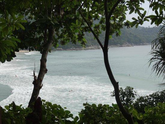Mom Tri's Villa Royale: Beach Wing Suite view