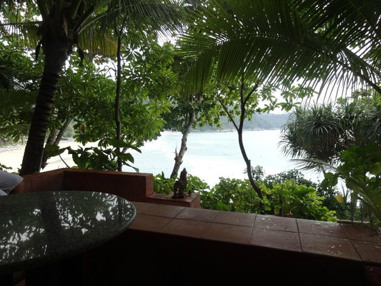 Mom Tri's Villa Royale: View from Beach Wing Suite