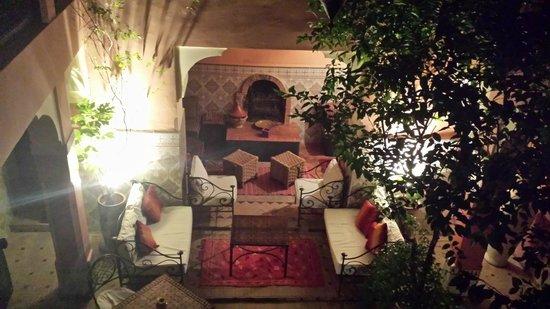 Cala Medina: Riad