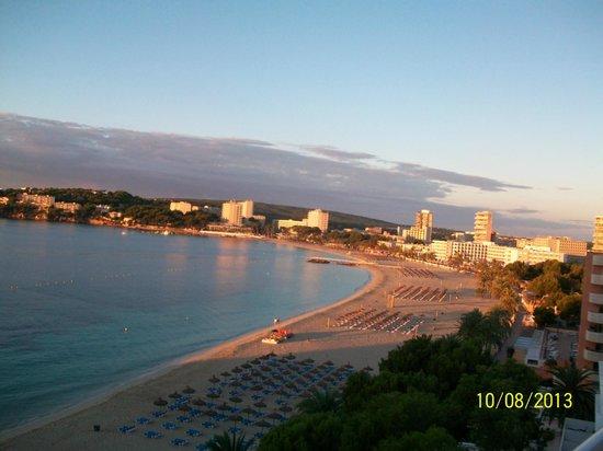 Flamboyan Caribe: sunrise