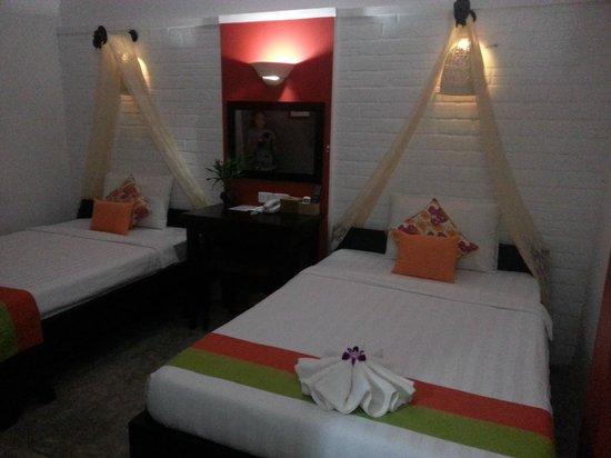 Villa Medamrei: Room