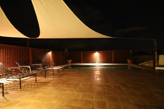 Cas Comte Petit Hotel & Spa: Pool on the Roof
