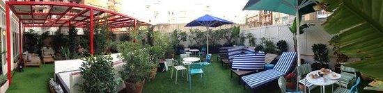 Praktik Garden : the terrasse