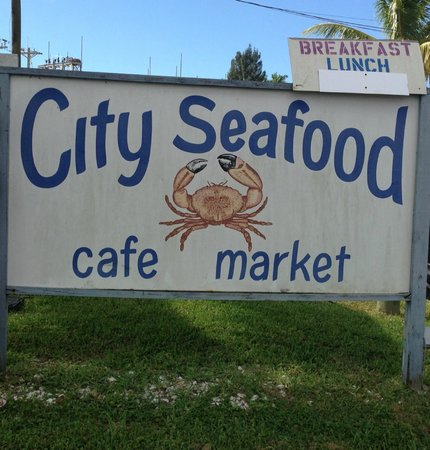 City Seafood : Best little place in the city.