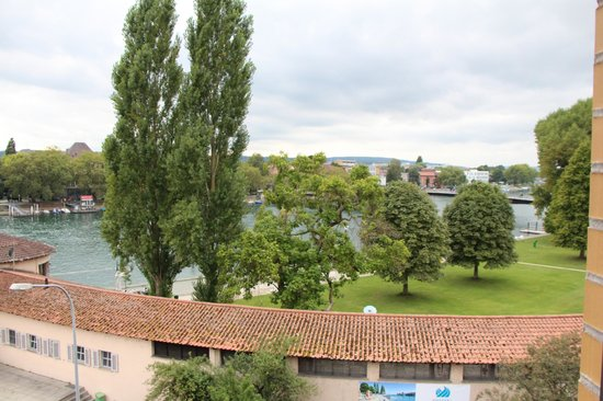 Ibis Konstanz Hotel: Vista a partir do quarto