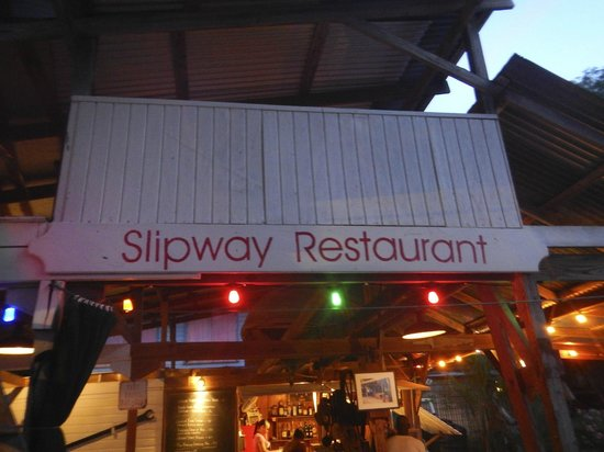 Slipway Restaurant: Slipway