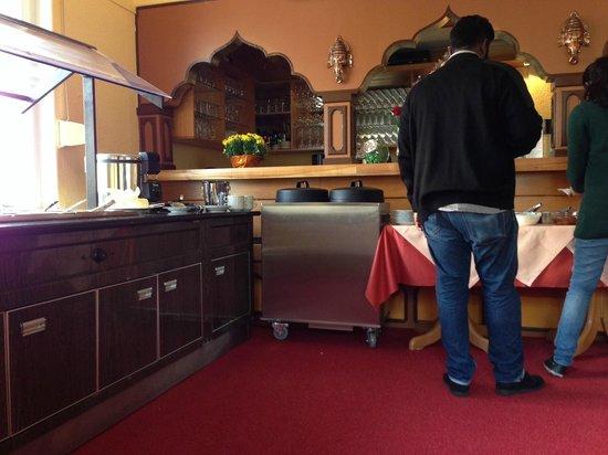 Restaurant Ganesha Fellbach: Mittagsbuffet für nur 6,90Euro