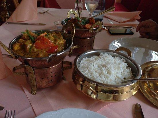 Restaurant Ganesha Fellbach: Paneer