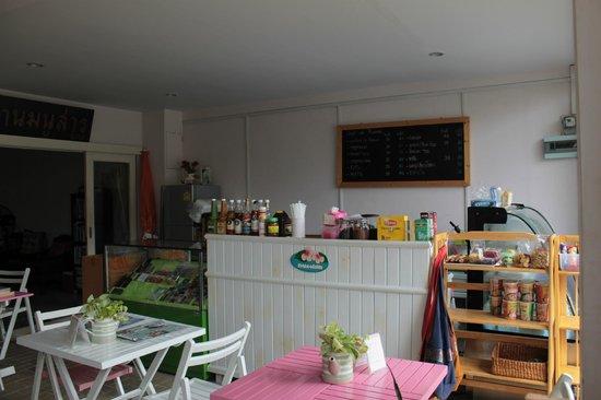 Baan Manusarn: Coffee shop