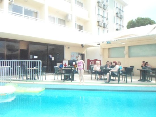 Tuntas Beach Hotel Altinkum: pool