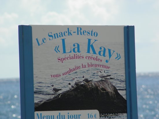 La Kay : la carte