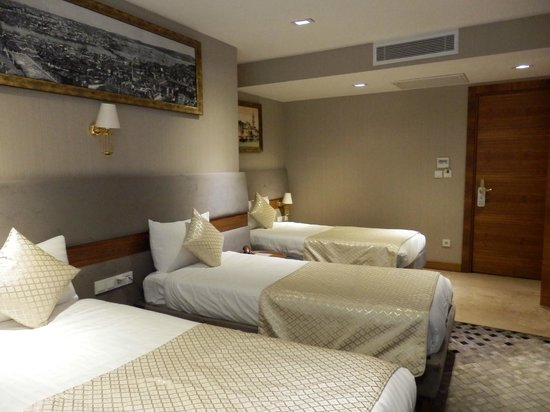 "Nowy Efendi Hotel ""Special Class"" : CHAMBRE"