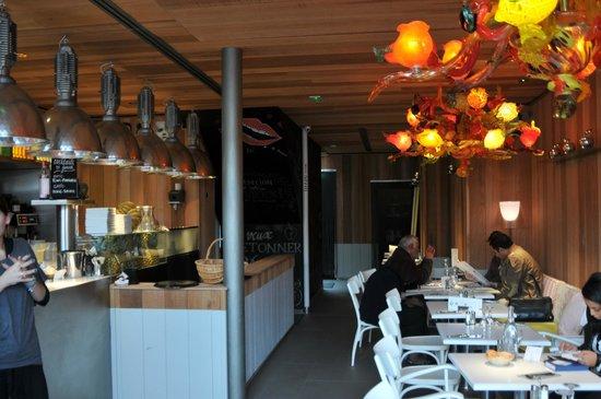 Le Paradis du Fruit : inside the place designed by P. Starck