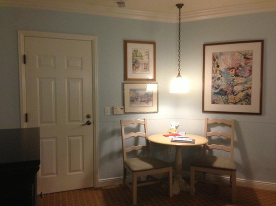 Disney's Old Key West Resort: CHAMBRE
