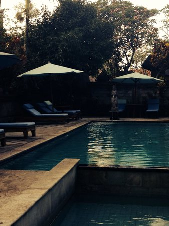 Alam Jiwa: Cool pool