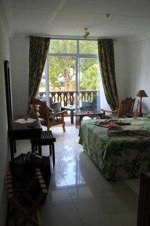 Augerine Guest House : Zimmer im 1.OG