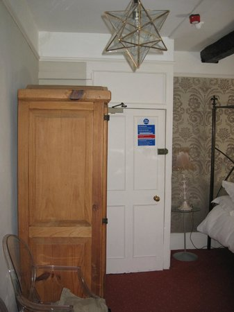 The Manor House Monkton Combe Bath: Ein Zimmer