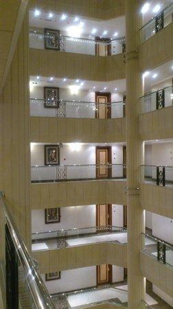 Belvedere Court Hotel Apartments : Belvedere Hotel lobby