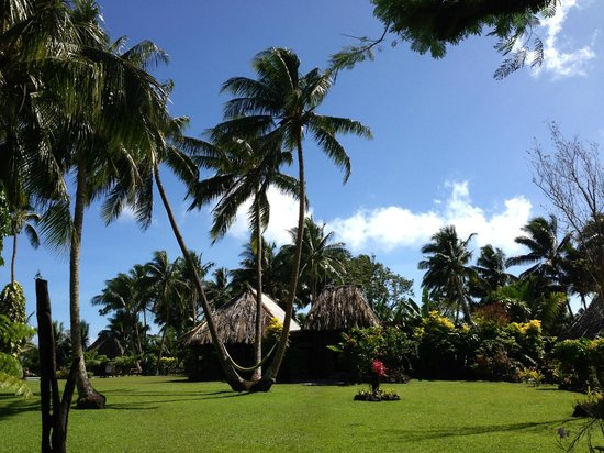 Paradise Taveuni: View from grounds