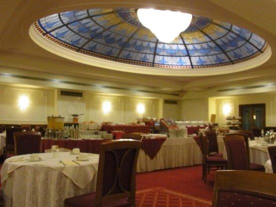 Starhotels Majestic Breakfastroom