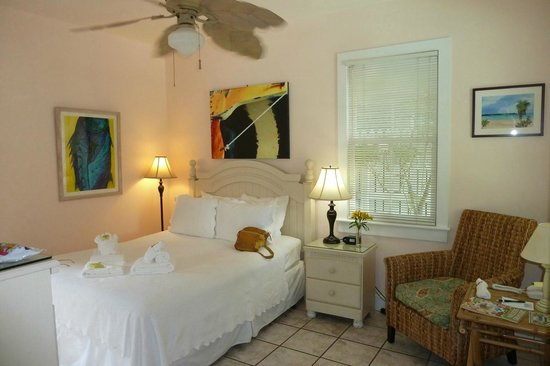 The Conch House Heritage Inn: Caribbean - Poolside Cottage