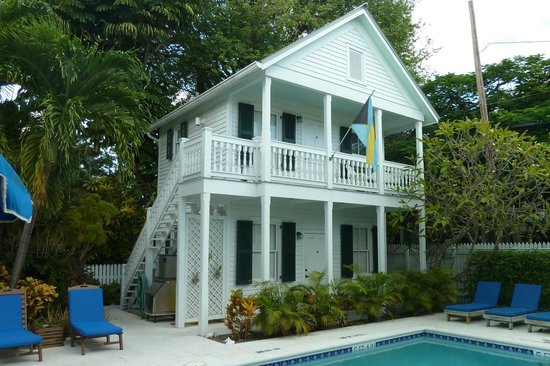 The Conch House Heritage Inn: Poolside Cottage - Conch House