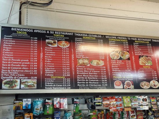Establos Meat Market Camarillo Restaurant Reviews