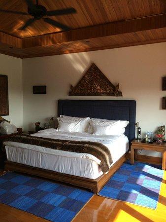 Pa Sak Tong: Master Bedroom