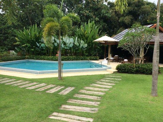 Pa Sak Tong: Villa Swimming Pool