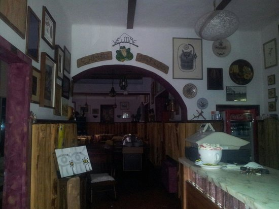 La Tavernetta di Lumi : Entrata