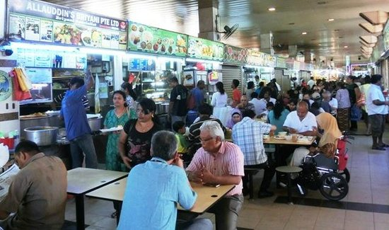 Tekka Centre: Tekka Hawker Food Centre