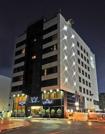 ロータス ホテル ドバイ