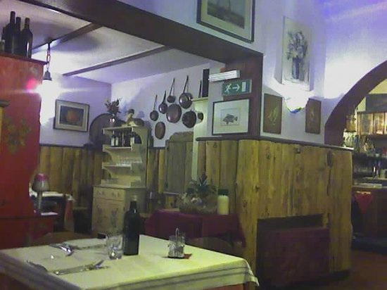 La Tavernetta di Lumi : .