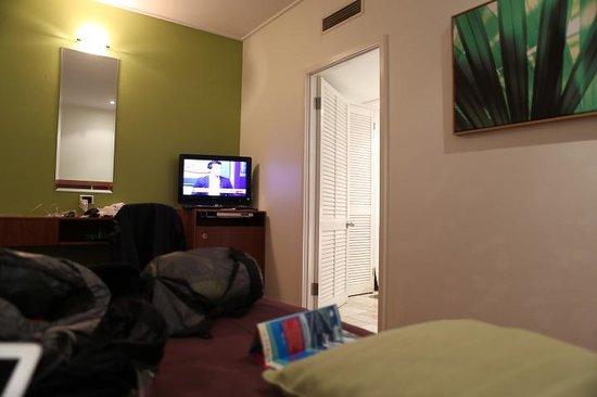 The Hotel Cairns : Apartamento térreo
