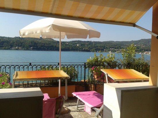 Hotel Vigna : Terrace