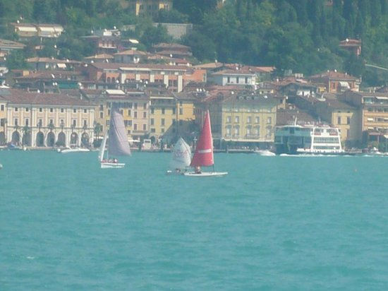 Hotel Vigna : View from other side of bay