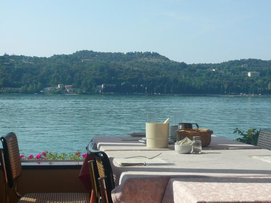 Hotel Vigna : Gorgeous view from breakfast room