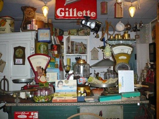 Rossiglione, Italy: Paericolare