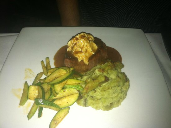 Canyon Southwest Cafe : Filet
