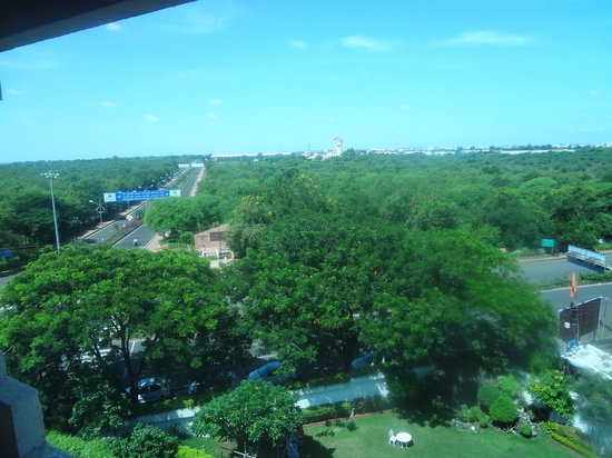 The Pride Hotel Nagpur : View from Room