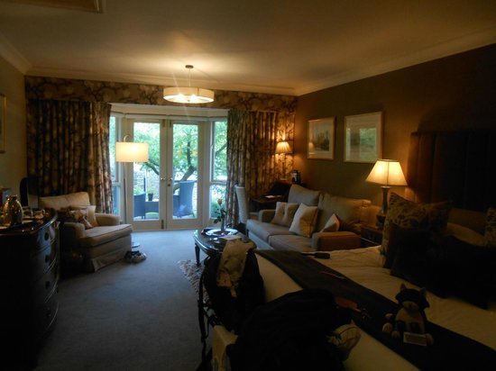 Gilpin Hotel & Lake House: room