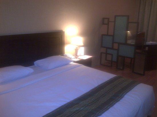 Royal Asia Hotel : Room interior