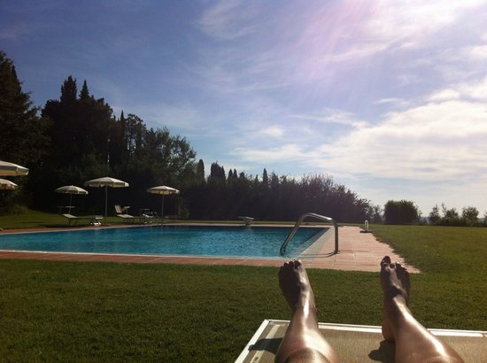Pratello Country Resort : Piscina