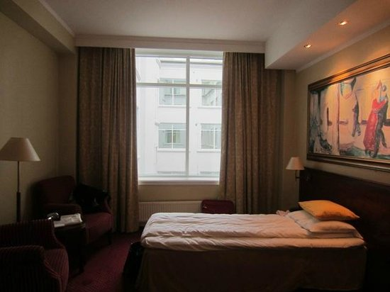 Scandic Oslo City: Room 322 - Superior Room (Twin)