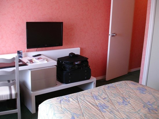 Hotel du Commerce: la chambre 34